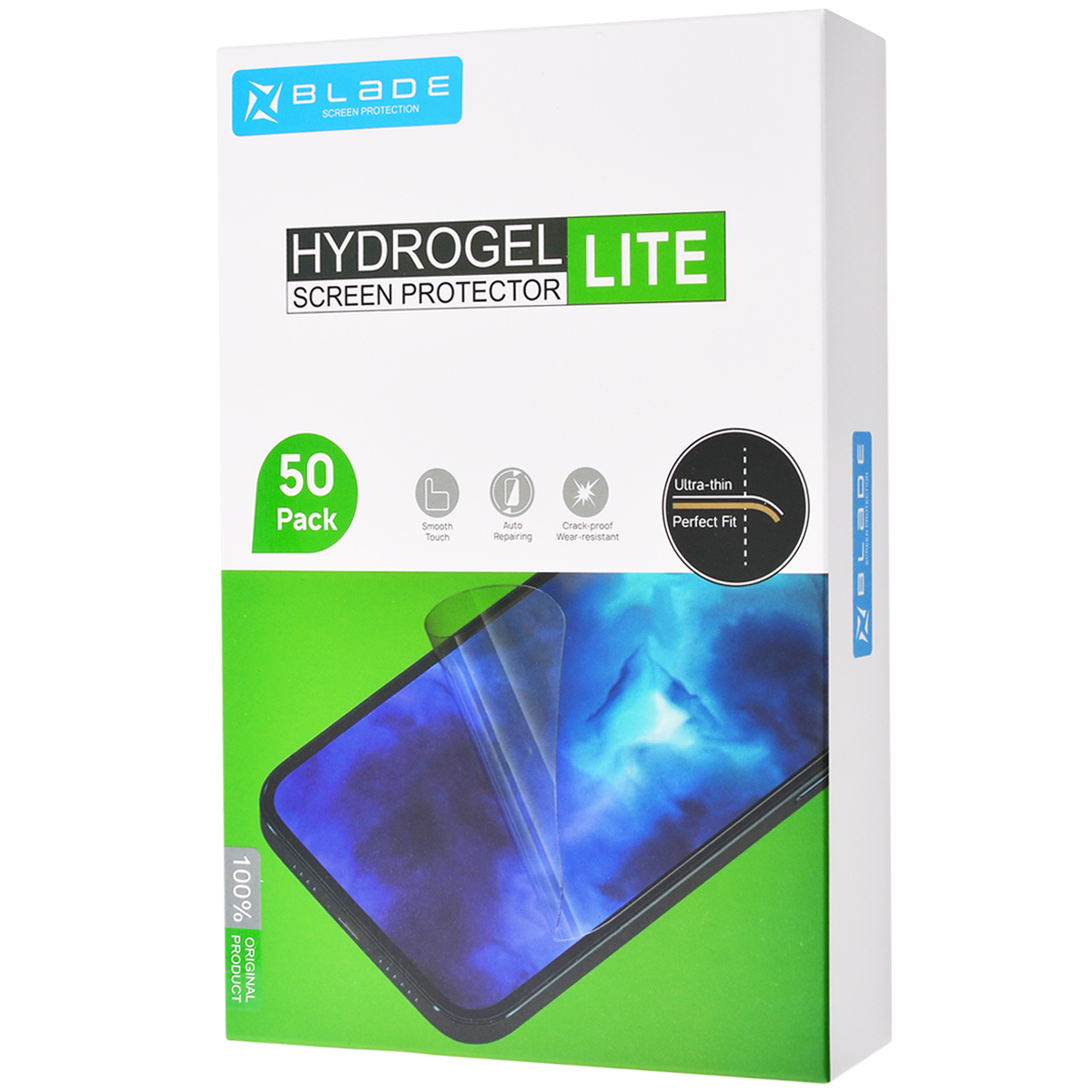 BLADE Hydrogel Screen Protection Lite