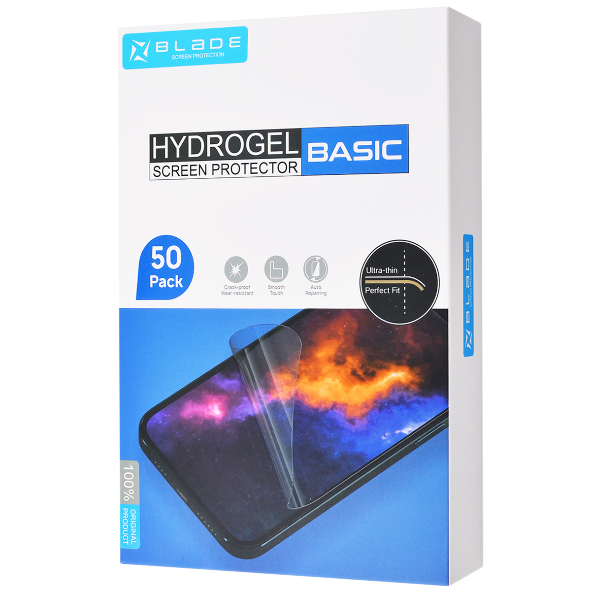 BLADE Hydrogel Screen Protection